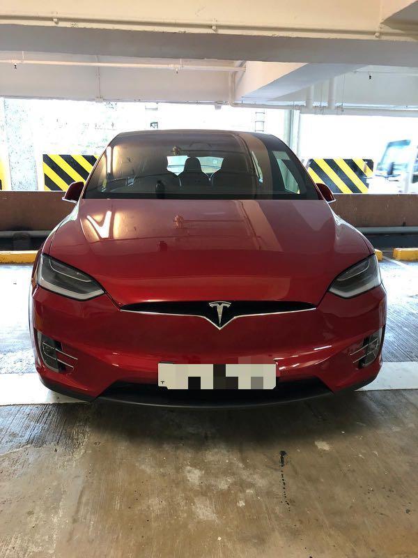 Tesla Model X Tesla Model X 90D Auto