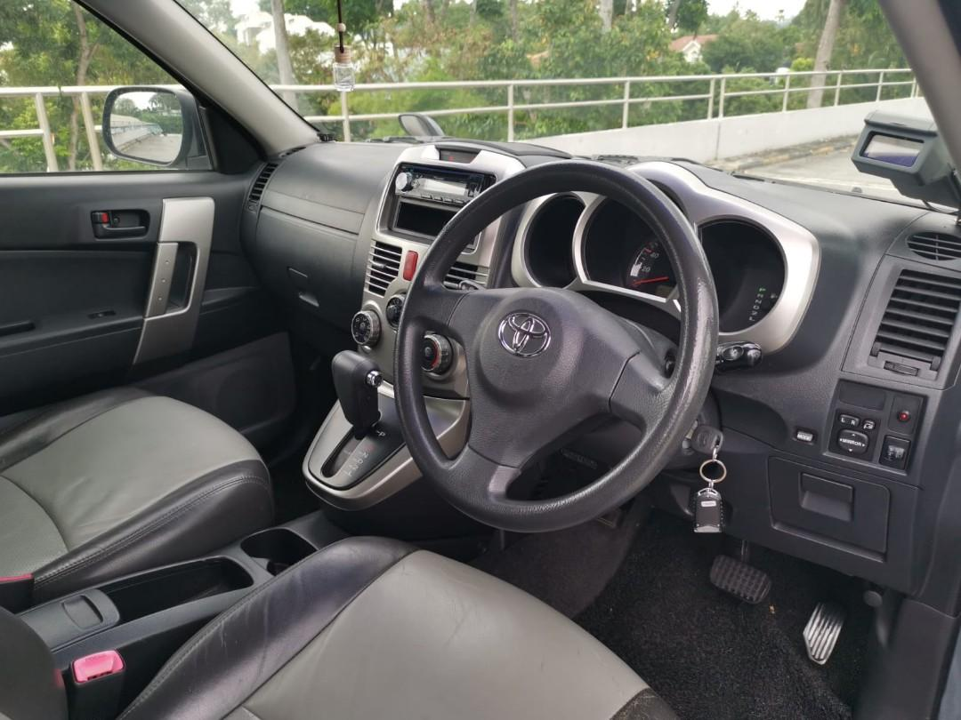 Toyota rush Suv for rental, phv welcome , Contact us at 88115335/90998833