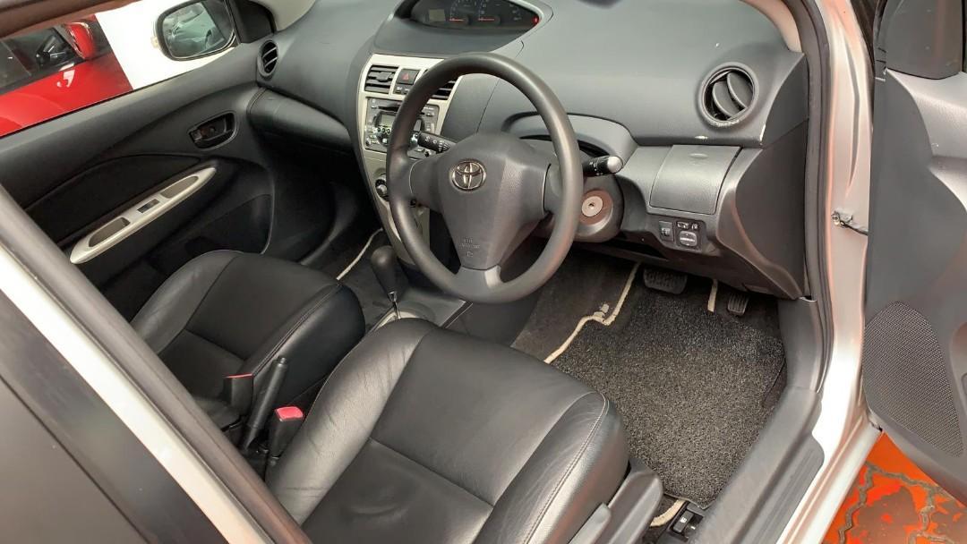 Toyota Vios E AUTO Auto