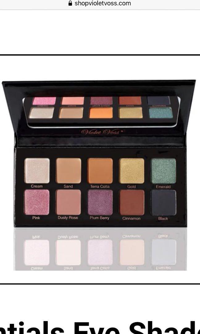Violet Voss Essentials Pro Series Eyeshadow Palette