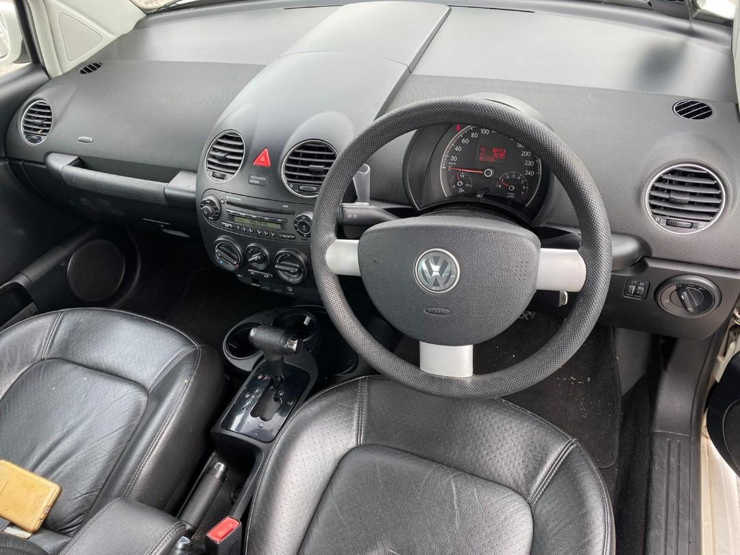 Volkswagen Beetle 1.4 TSI DSG (A)