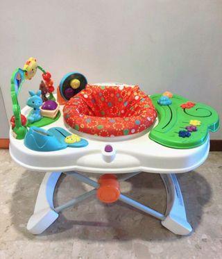 Fisherprice Eat Play Snack Seat