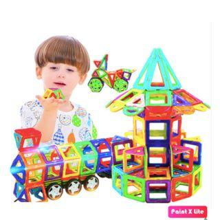 ★Magnetic Toy★Magnetic building blocks/Magnet construction toys/ Educational Toys/Birthday gift