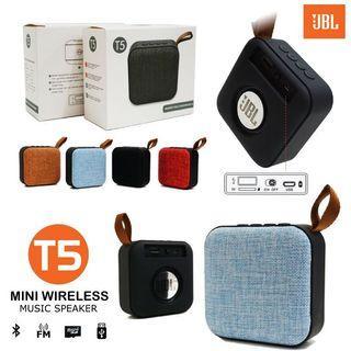 Mini JBL T5 Wireless Music Speaker