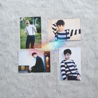 BTS LIVE 화양연화 HYYH ON STAGE MINI PHOTOCARD - 2 PCS