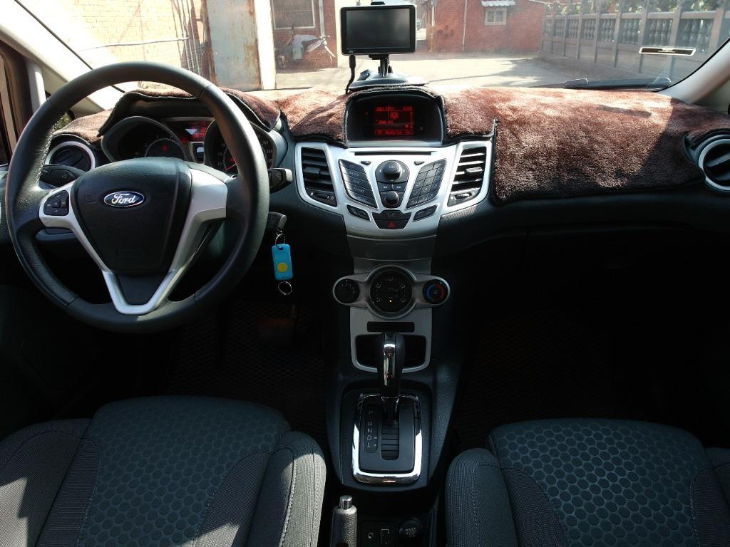2012年 Fiesta 1.6 FB:300%優質中古車