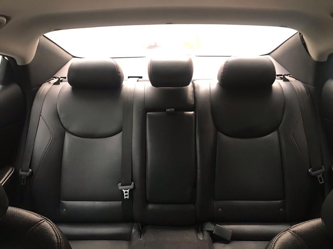 2012 Hyundai Elantra 1.6 (A) High Spec Full loan accept