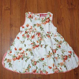 Flower Dress / dress bunga