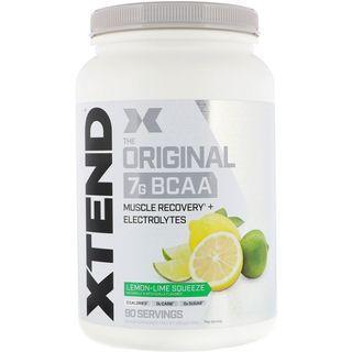 🇺🇸府城營養網*健身營養品*美國熱銷Scivation Xtend BCAA訓練中能量補給飲品(2.78磅)檸檬口味
