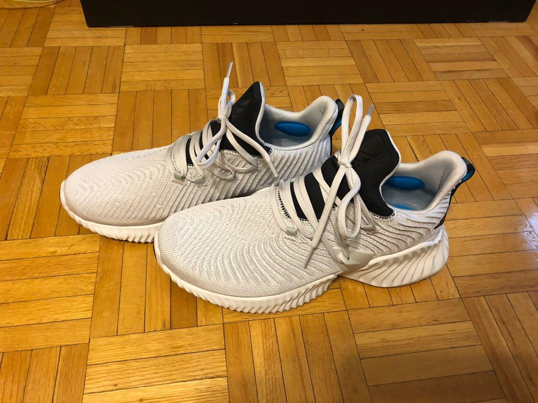 adidas Men's Alphabounce Instinct Running Shoes US 9