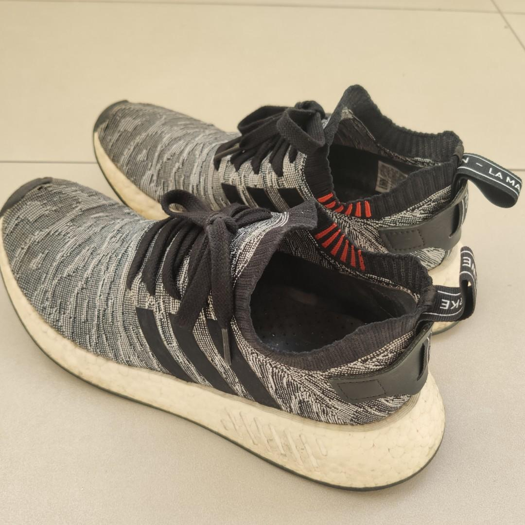 Adidas NMD R2 Primeknit Sneakers Shoes