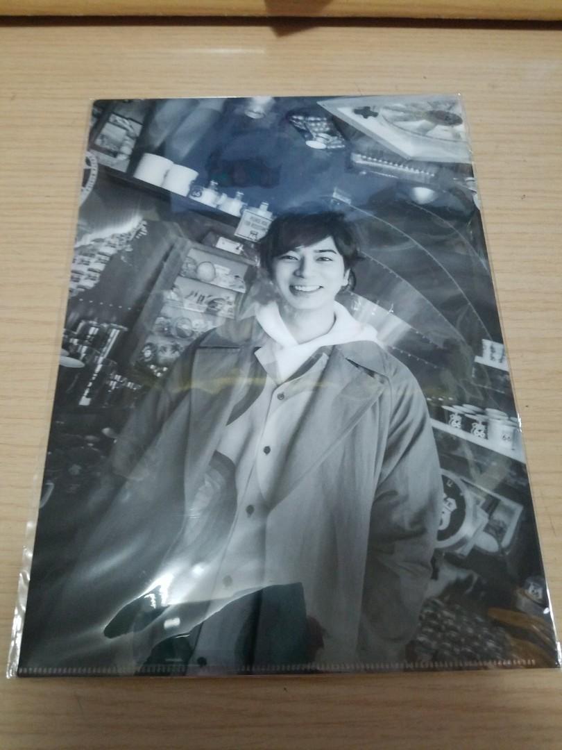 Arashi 5x20 嵐 松本潤 file (全新)