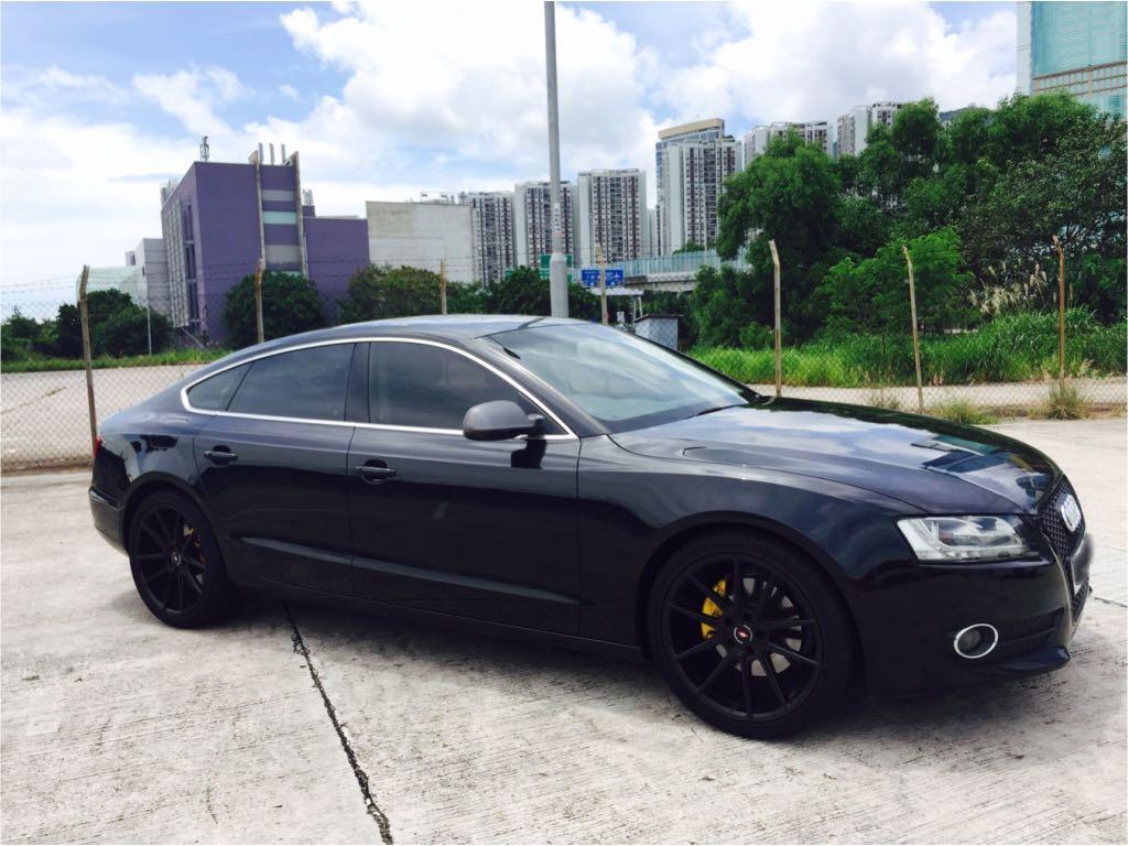 Audi A5 2.0T SPORTBACK  TSFI QUATTRO Auto