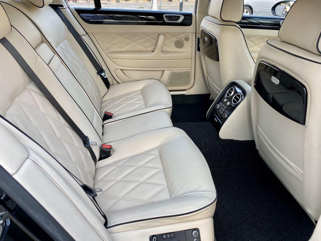 Bentley Flying Spur W12 Auto