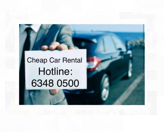 daily car rental, super cheap deal call: 9735 3488