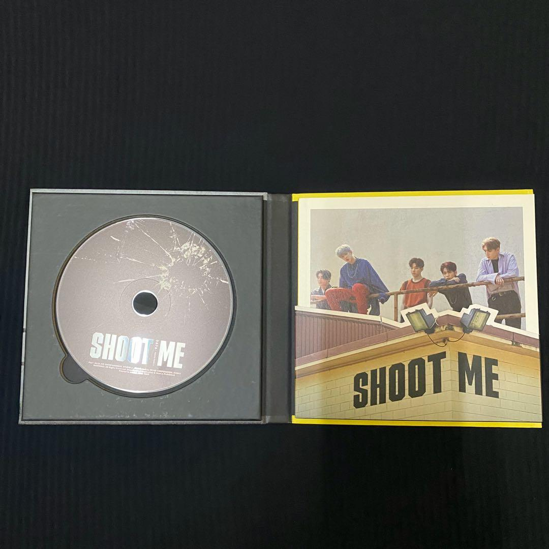 DAY6 Album Shoot Me DAY6: Youth Part 1 Trigger Version