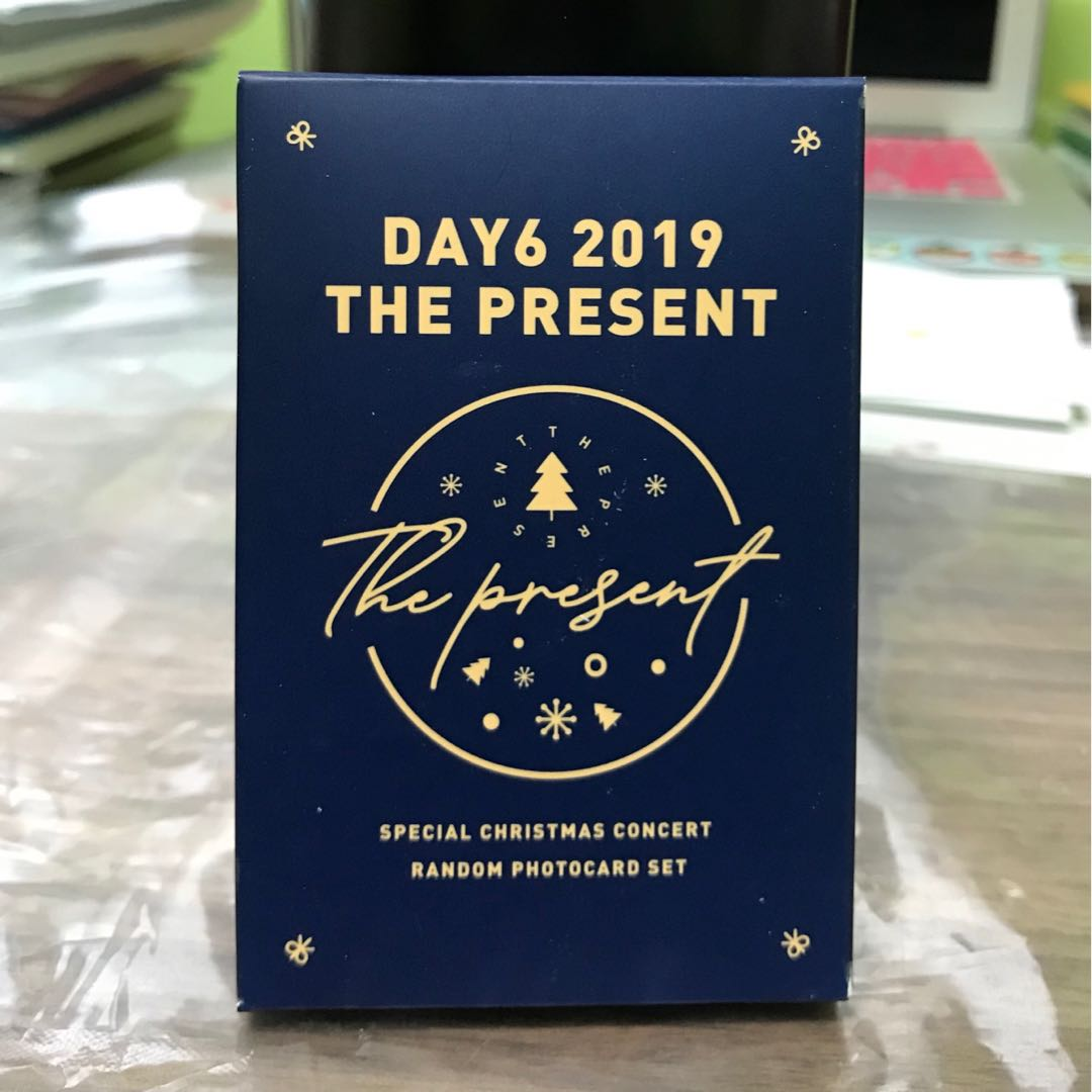 day6 the present photocard set 1578797281 9f558505
