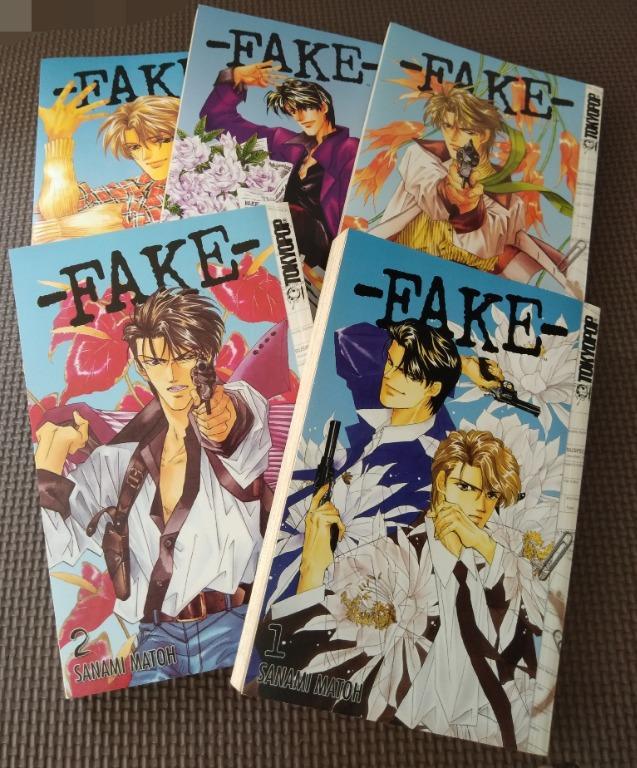 Fake Bl Yaoi English Manga Comics Books Stationery Comics Manga On Carousell