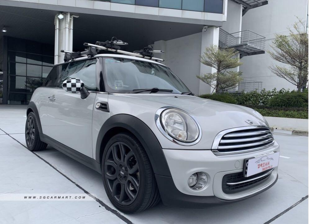 For Rent: Mini Cooper 1.6A