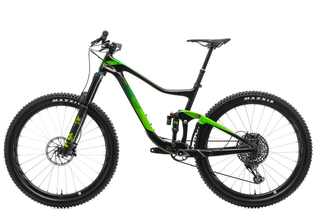 Giant Trance Advanced 1 2019 Full Carbon - As Demo
