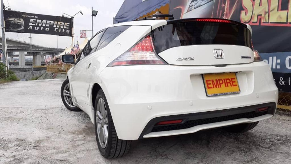 HONDA CR-Z 1.5 (A) HYBRID CVT IMA SPORT S-PLUS HATCHBACK 2 DOOR COUPE !! NEW FACELIFT !! LIMITED EDITION !! PREMUM HIGH SPECS !! ( X 790 X ) 1 CAREFUL OWNER !!