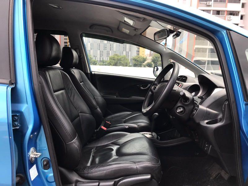 Honda Fit 1.3A G New 5year Coe  Auto