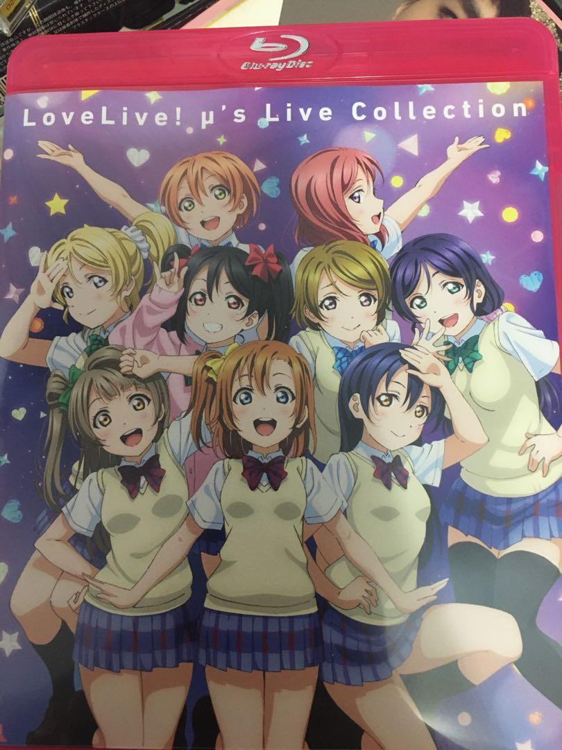 Love live MV CD