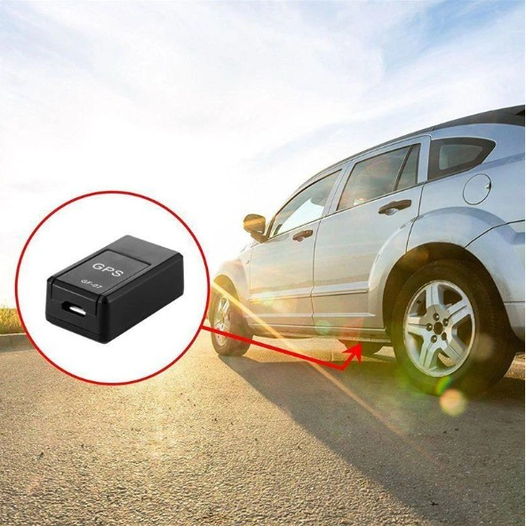 Mini Portable Magnetic GPRS Locator for Vehicle/Car/Person