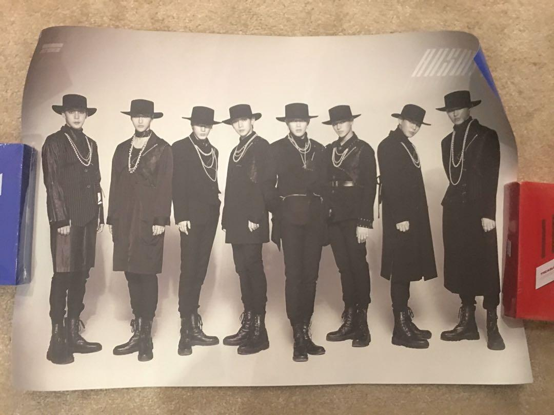 [NEW READYSTOCK SEALED] ATEEZ - TREASURE EPILOGUE : ACTION TO ANSWER + POSTERS