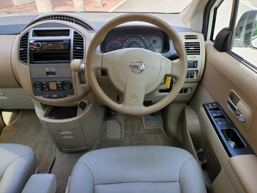 Nissan Lafesta 2.0 (A)