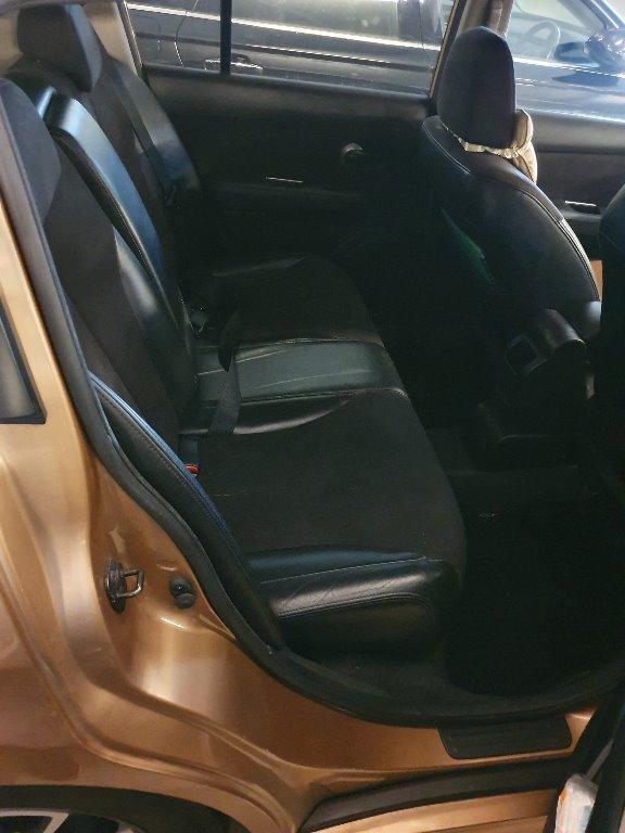 Nissan Latio 1.5 (A)