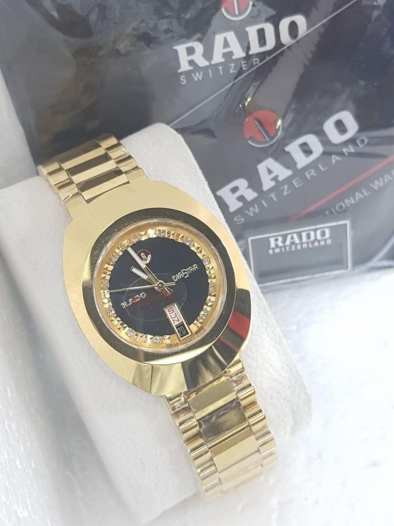 Rado  Sapphire glass  All function  Man  Automatic Good quality  Copi ori 1:1 sila hubungi saya melalui wasap fast respon 0182297664