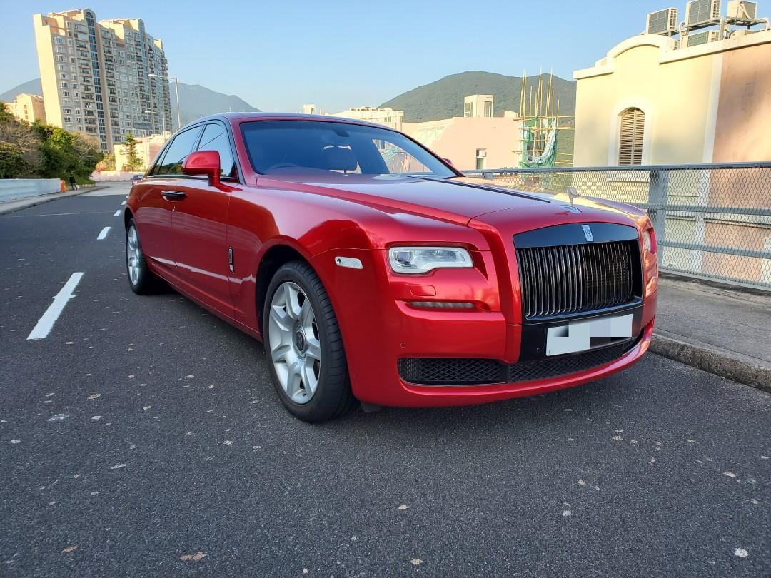 Rolls-Royce Ghost EWB 6.6 (A)