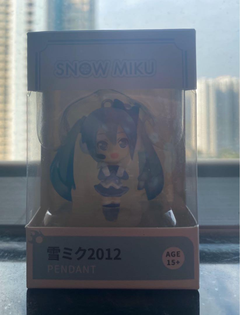 Snow Miku Mini Figure