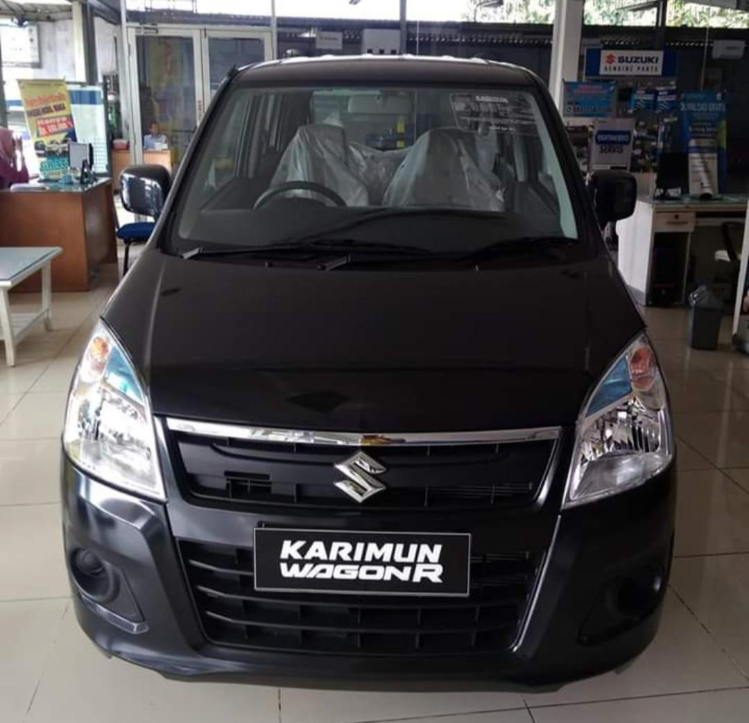 Suzuki Karimun Wagon R NIK 2019 Tdp Mulai 10 Jt an