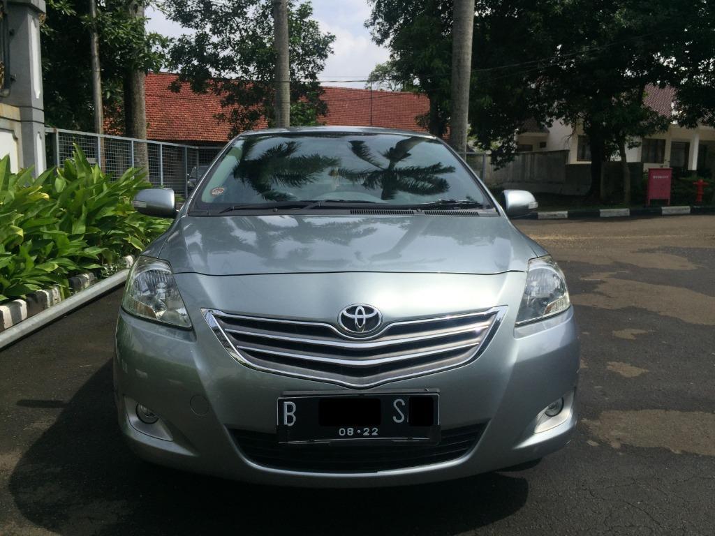 Toyota Vios G AT Tahun 2013. Mesin Halus, Body Mulusss RARE ITEM !!