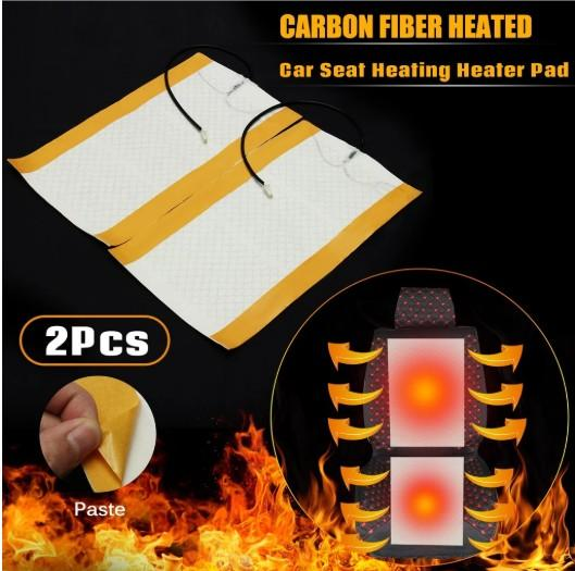 Universal Car Seat Heating Pad Car Heated Seat Cover
