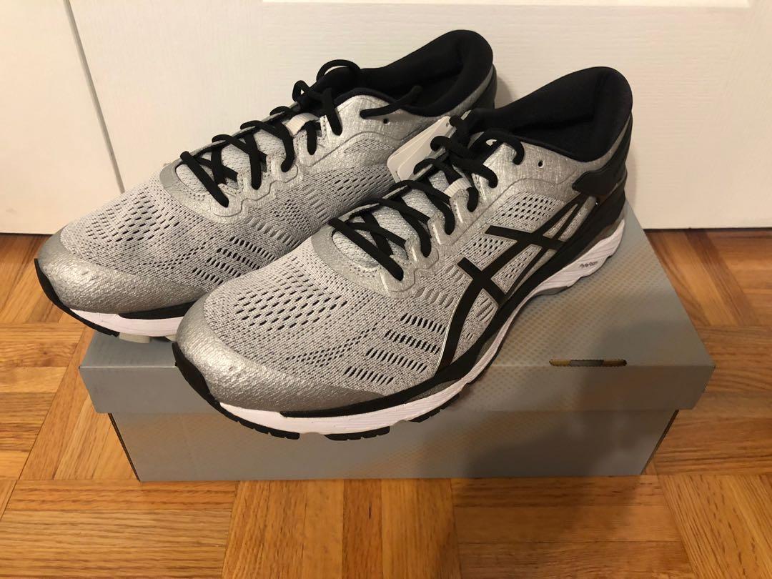 URGENT ~ $200~ ASICS Gel - Kayano 24 Size 13 Men's Running Shoes