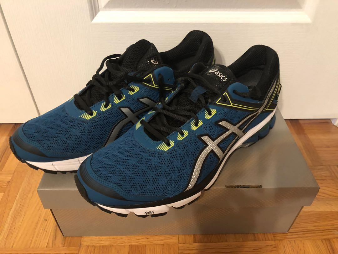 URGENT ~ $200~ ASICS GT-1000 4 G - TX Size 13 Men's Running Shoes