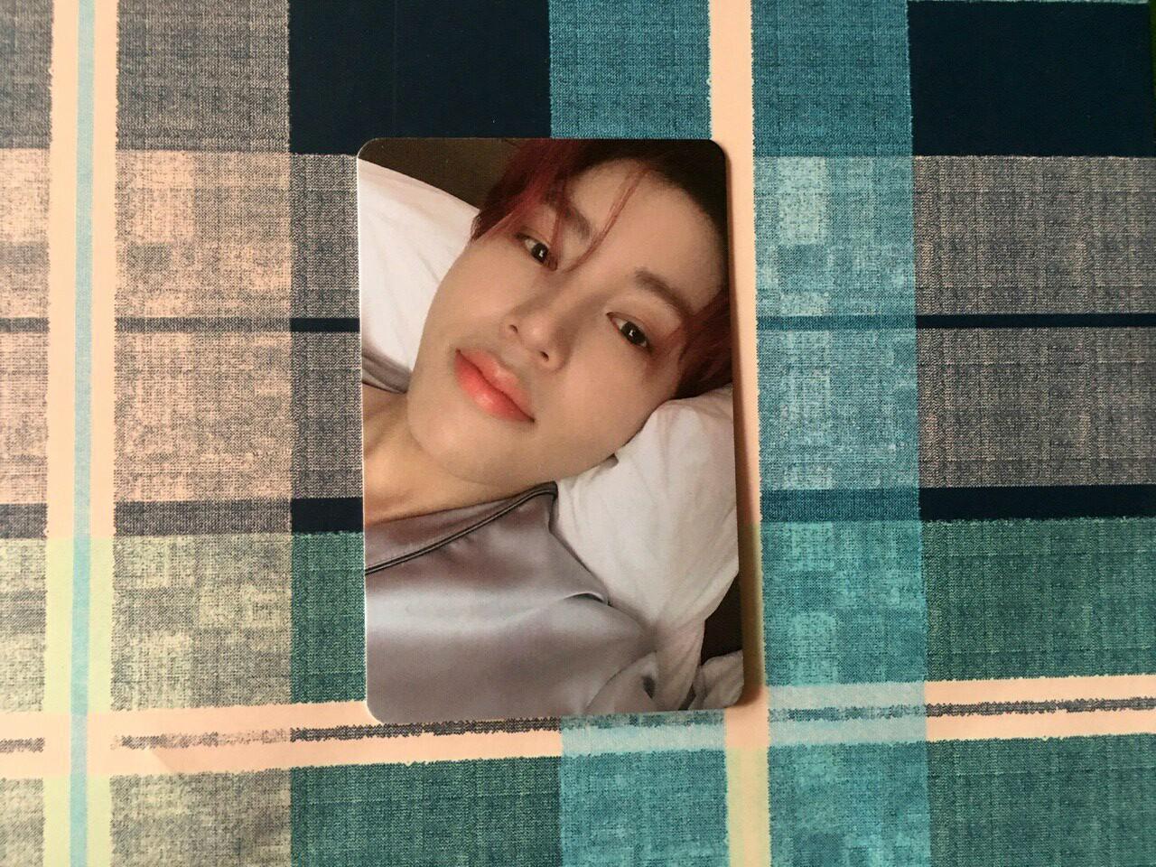 [WTS]Ha Sungwoon 2nd Mini Album BXXX Photocard Wanna One