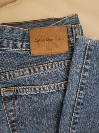 Authentic CK Calvin Klein skinny jeans