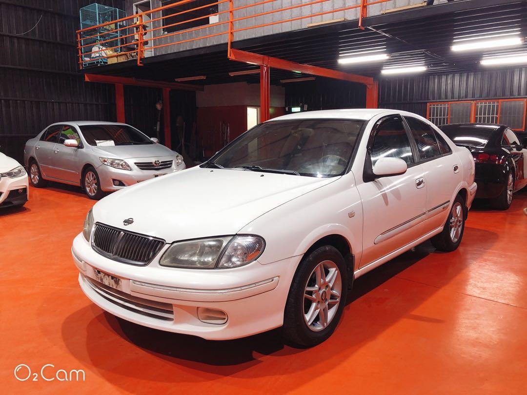 2002年 sentran 1.8 一手車一手車 跑15萬 原版件