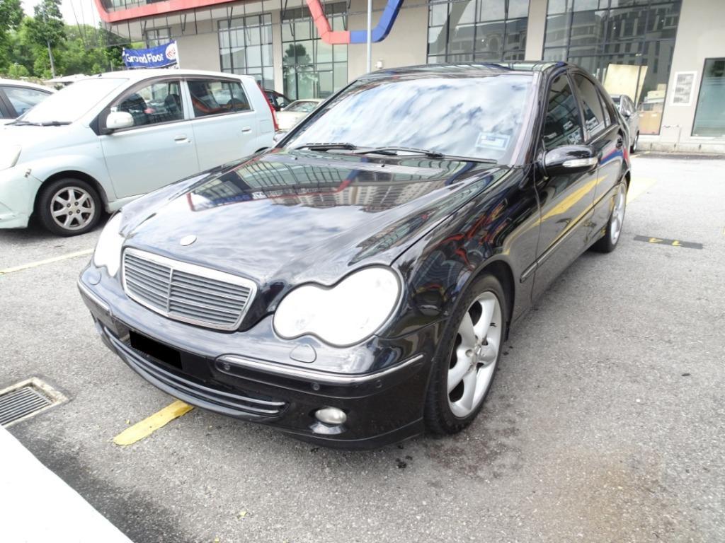 2005 Mercedes Benz C230 K AVANTGARDE (CKD) 1.8 (A)