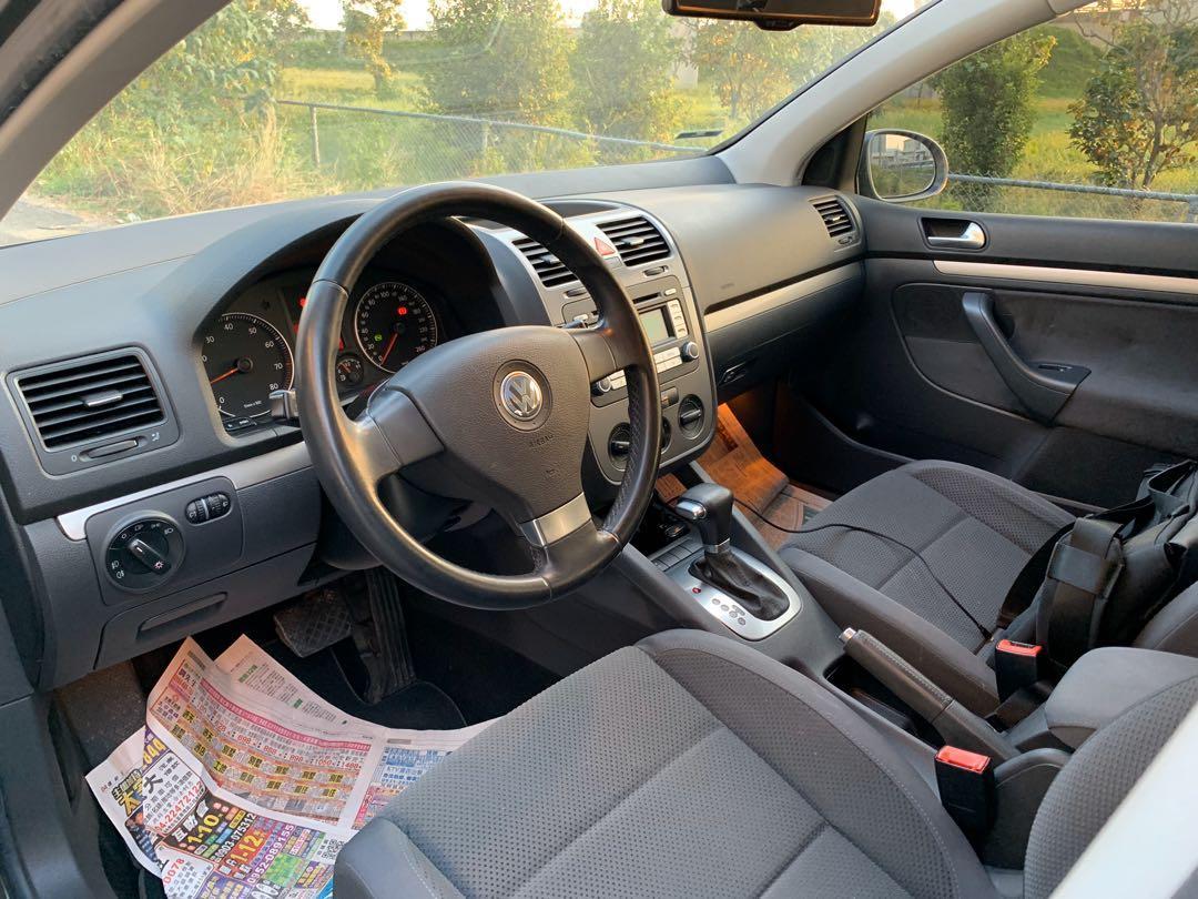 出售:2007 年 VW 福斯 GOLF MK5 1.6 汽油