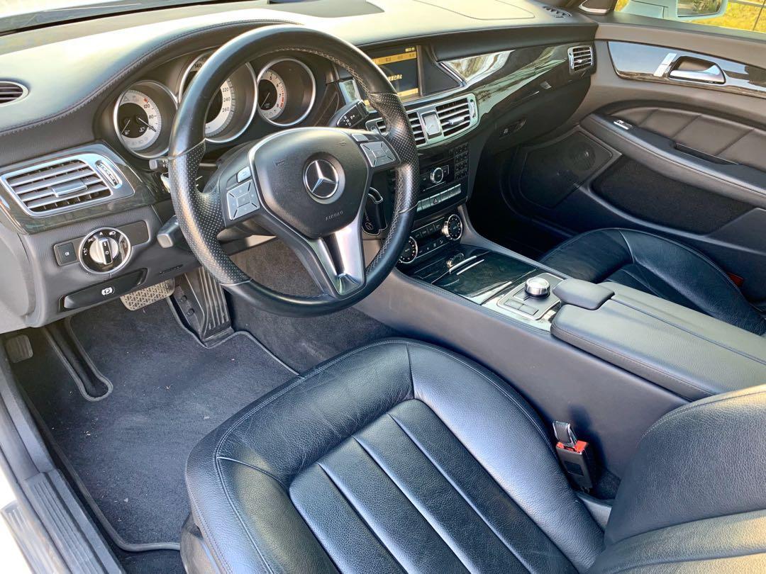 出售:2011 年 Benz 賓士 CLS350 w218 歐規
