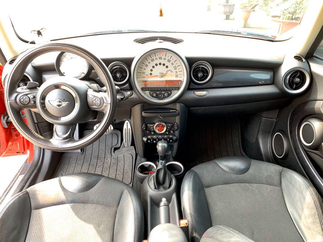 出售:2011 年 Mini R56 cooper S (缸內直噴新引擎)