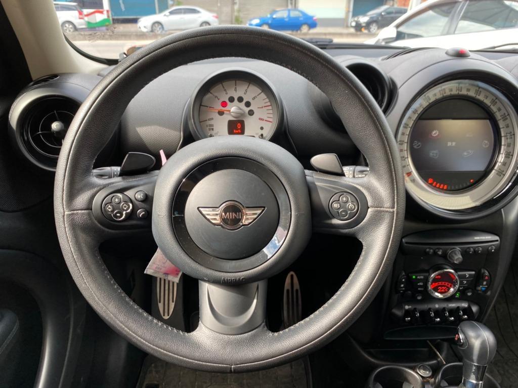 2013年 Mini Countryman Cooper S 1.6