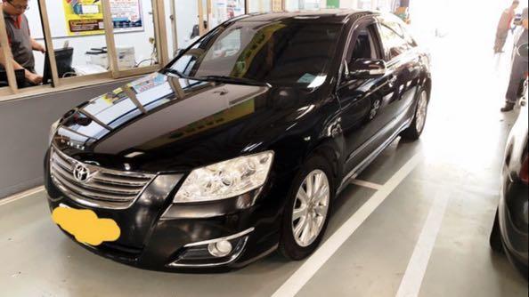 自售 Toyota 2007年 camry3.5 黑色