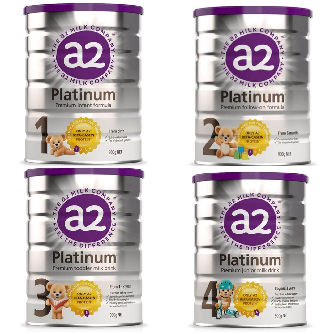 A2 Baby Formula Stage 1 To 4 Babies Kids Nursing Feeding On Carousell