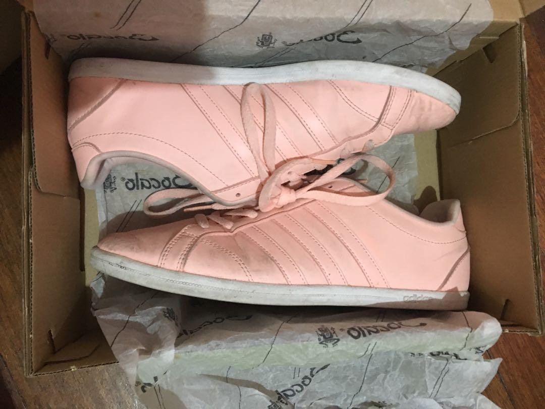 Adidas Neo Pink Salmon, Women's Fashion